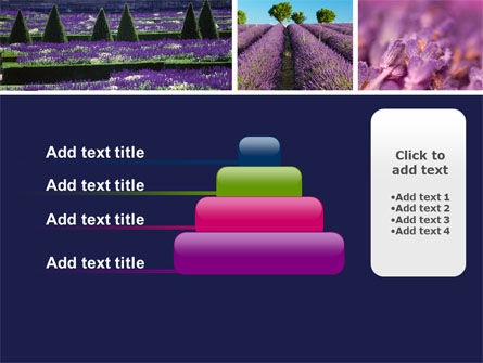Lavender PowerPoint Template Slide 8