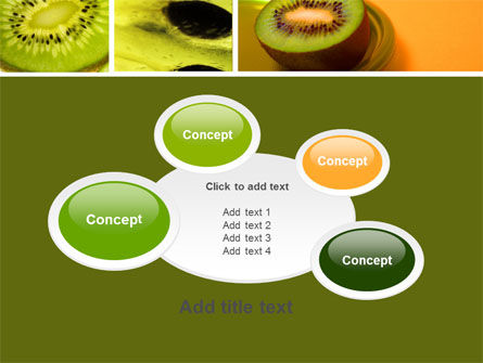 Kiwifruit PowerPoint Template Slide 16