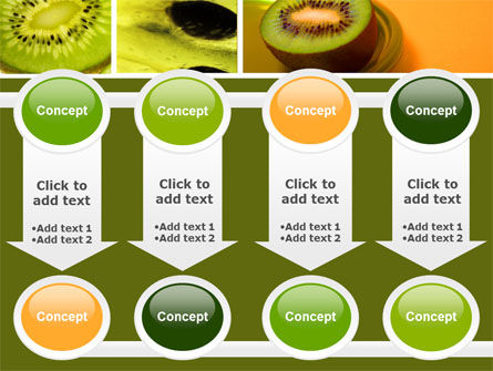 Kiwifruit PowerPoint Template Slide 18