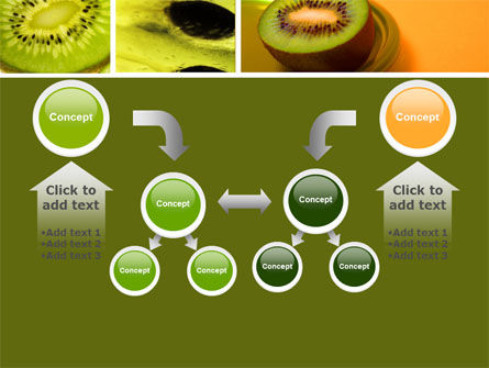 Kiwifruit PowerPoint Template Slide 19