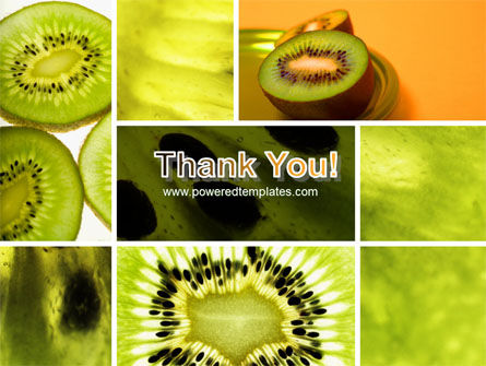 Kiwifruit PowerPoint Template Slide 20