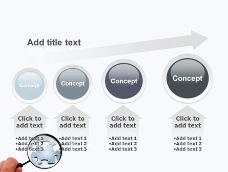 Detailed Searching PowerPoint Template Slide 13