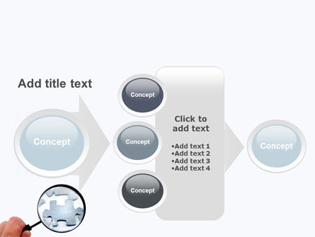 Detailed Searching PowerPoint Template Slide 17