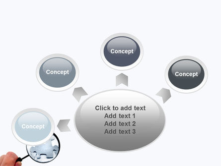Detailed Searching PowerPoint Template Slide 7