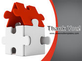 House Puzzle PowerPoint Template#20