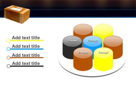 Package Delivery PowerPoint Template Slide 12