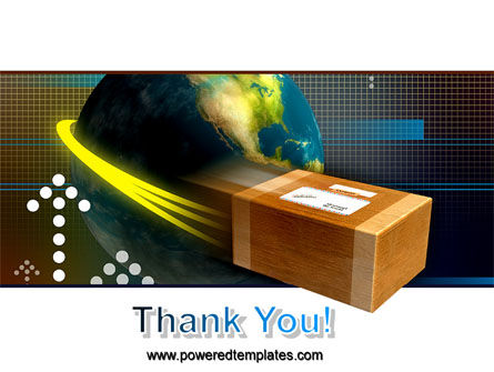 Package Delivery PowerPoint Template Slide 20