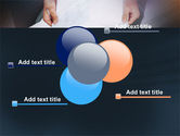 Working With Papers PowerPoint Template#10