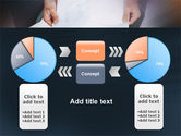 Working With Papers PowerPoint Template#11