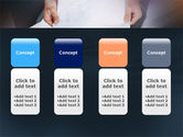 Working With Papers PowerPoint Template#5