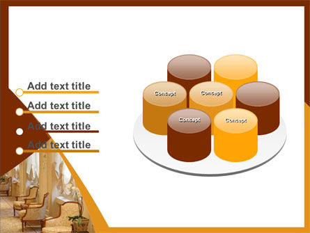 Hotel Restaurant PowerPoint Template Slide 12