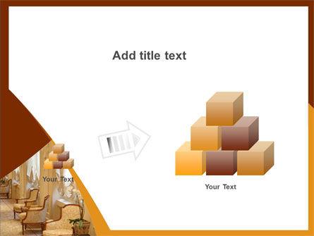 Hotel Restaurant PowerPoint Template Slide 13
