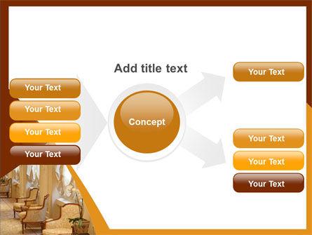 Hotel Restaurant PowerPoint Template Slide 15