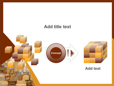 Hotel Restaurant PowerPoint Template Slide 17