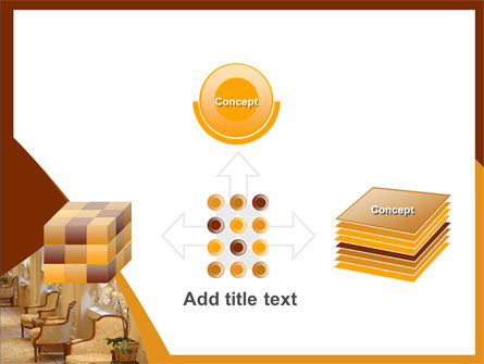 Hotel Restaurant PowerPoint Template Slide 19