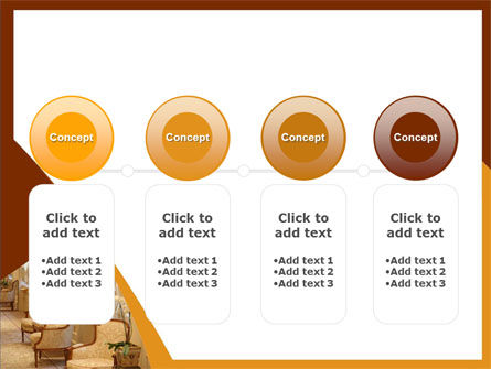 Hotel Restaurant PowerPoint Template Slide 5