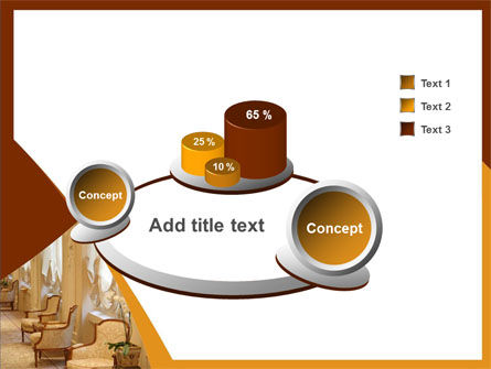Hotel Restaurant PowerPoint Template Slide 6
