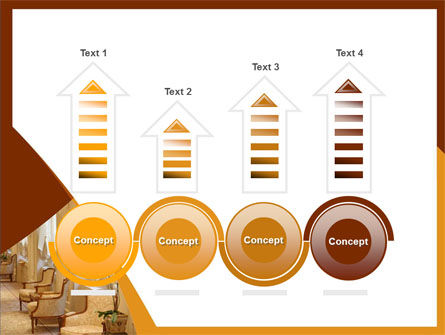 Hotel Restaurant PowerPoint Template Slide 7