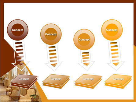 Hotel Restaurant PowerPoint Template Slide 8