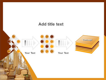 Hotel Restaurant PowerPoint Template Slide 9