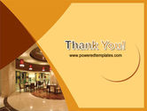 Hotel Restaurant PowerPoint Template#20