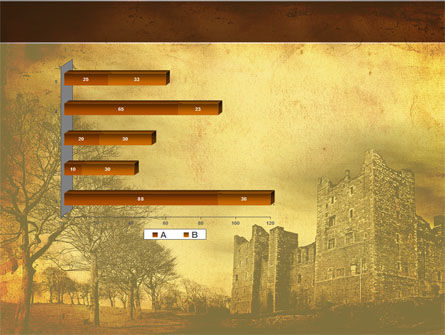 Castles And Fortress PowerPoint Template Slide 11