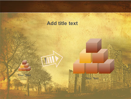 Castles And Fortress PowerPoint Template Slide 13