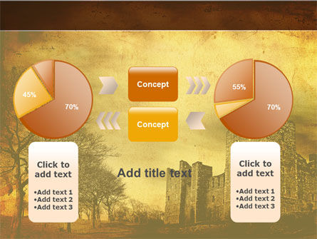Castles And Fortress PowerPoint Template Slide 16
