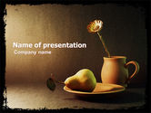Still Life PowerPoint Template#1