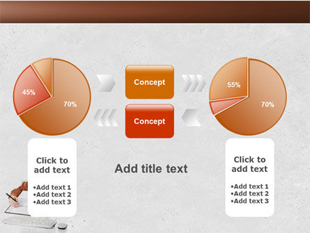 Receipt Form PowerPoint Template Slide 16