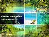 Careers/Industry: Templat PowerPoint Pulau Eksotis #05402