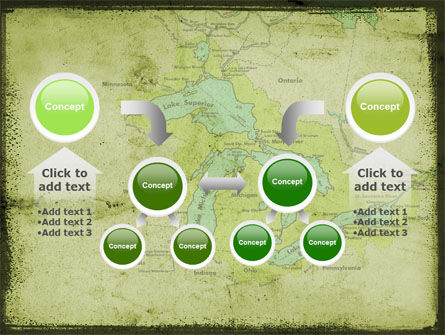 Great Lakes PowerPoint Template Slide 19