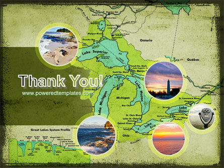 Great Lakes PowerPoint Template Slide 20