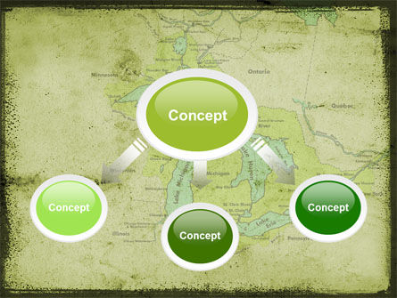 Great Lakes PowerPoint Template Slide 4