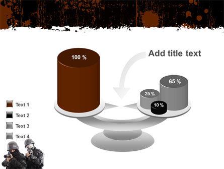 SWAT PowerPoint Template Slide 10