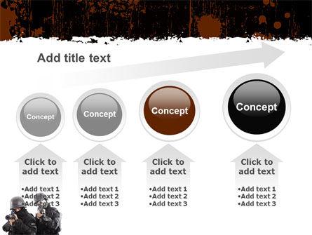 SWAT PowerPoint Template Slide 13
