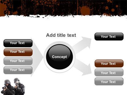 SWAT PowerPoint Template Slide 14