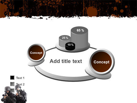 SWAT PowerPoint Template Slide 16