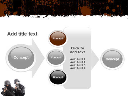 SWAT PowerPoint Template Slide 17