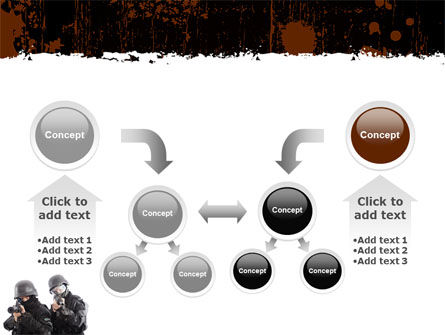 SWAT PowerPoint Template Slide 19
