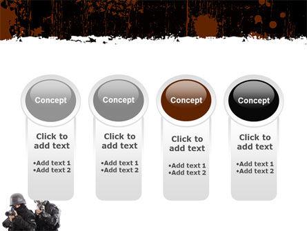 SWAT PowerPoint Template Slide 5