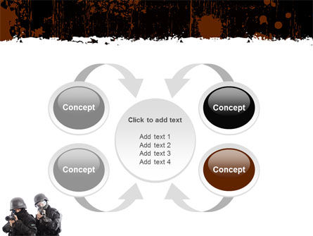 SWAT PowerPoint Template Slide 6