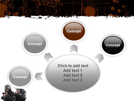 SWAT PowerPoint Template Slide 7