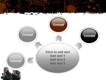 SWAT PowerPoint Template Slide 7