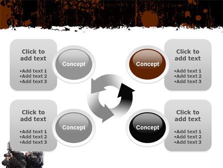 SWAT PowerPoint Template Slide 9