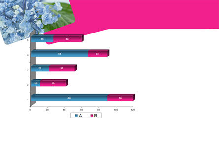 Table Bouquet PowerPoint Template Slide 11