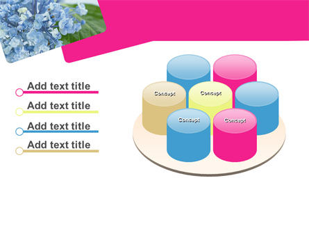 Table Bouquet PowerPoint Template Slide 12
