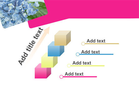 Table Bouquet PowerPoint Template Slide 14