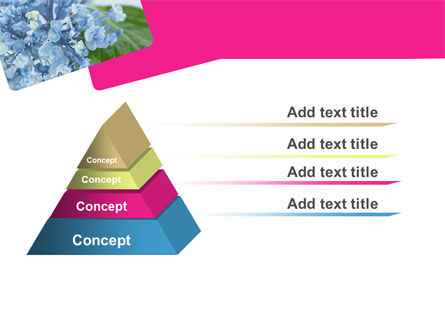 Table Bouquet PowerPoint Template Slide 4