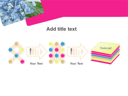 Table Bouquet PowerPoint Template Slide 9